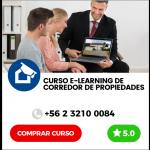 Curso E-learning de Corredor de Propiedades